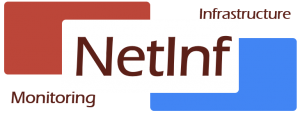 The NetInf logo - Resilient Infrastructure. Powerful Monitoring.